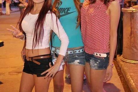 【画像】タイの売春、最高すぎる